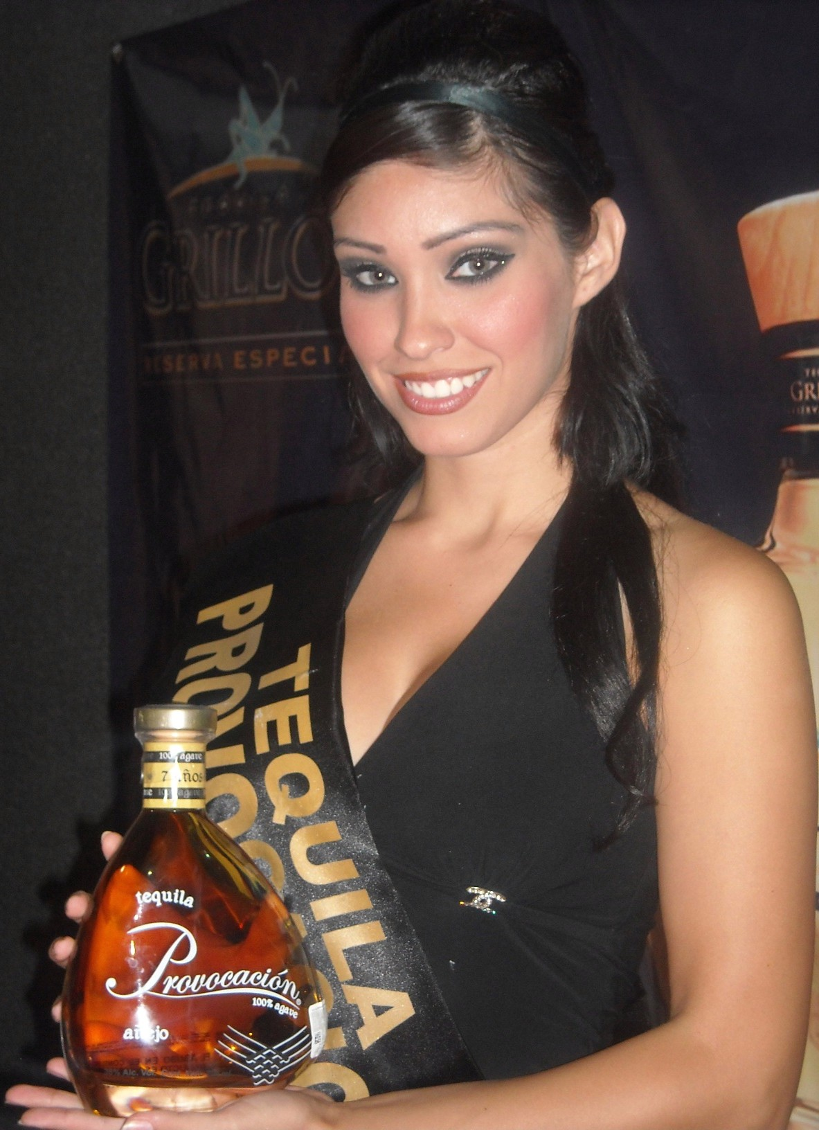 2008 TJ Expo Tequila